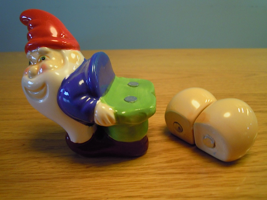 gnome plus two